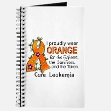 Orange For Fighters Survivors Taken Leukem Journal
