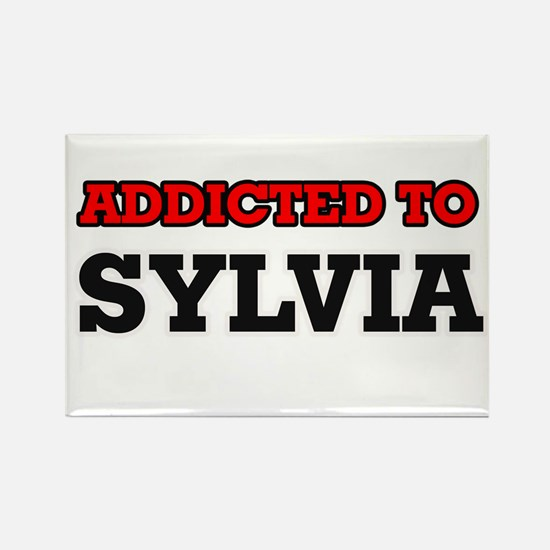 Addicted to Sylvia Magnets