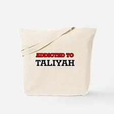 Addicted to Taliyah Tote Bag