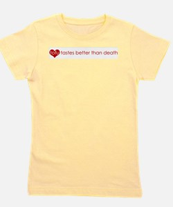Cute Meat murder Girl's Tee