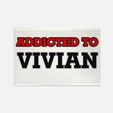 Addicted to Vivian Magnets