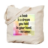 Reading Canvas Totes