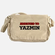 Addicted to Yazmin Messenger Bag