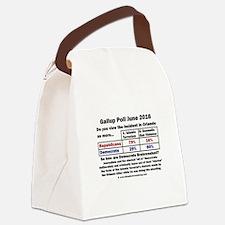 Brainwashed Democrats Canvas Lunch Bag