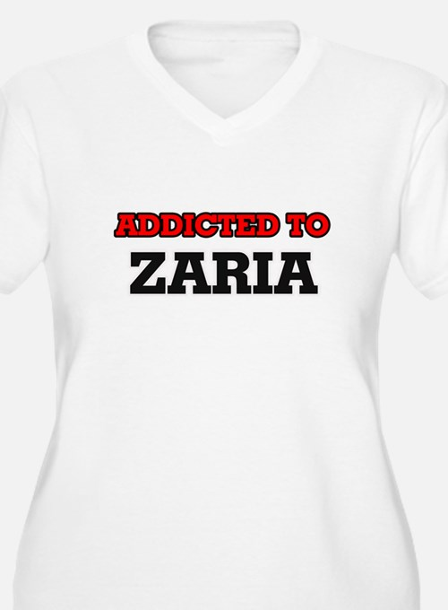 Addicted to Zaria Plus Size T-Shirt