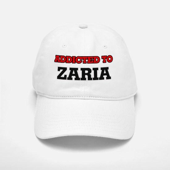 Addicted to Zaria Baseball Baseball Cap