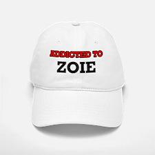 Addicted to Zoie Baseball Baseball Cap
