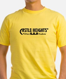 Castle Heights Ash Grey T-Shirt