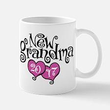 New Grandma 2017 Mug