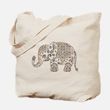 Cool Elephant Tote Bag