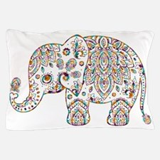 Unique Cute elephant Pillow Case