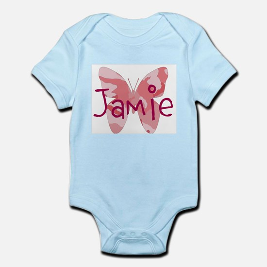 camo butterfly : name personalize, initials Body S