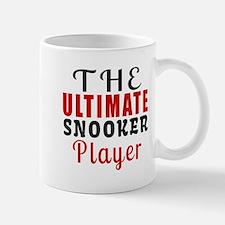 The Ultimate Snooker Player Small Small Mug