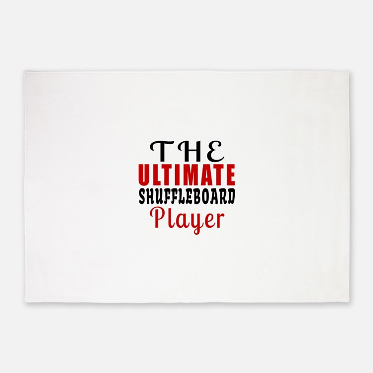 The Ultimate Run Player 5'x7'Area Rug