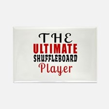 The Ultimate Run Player Rectangle Magnet