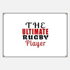 The Ultimate Rugby Player Banner