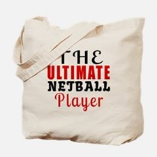 The Ultimate Netball Player Tote Bag