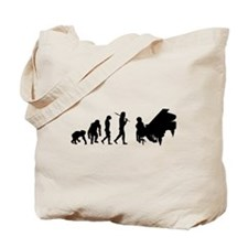 Concert Pianist Tote Bag