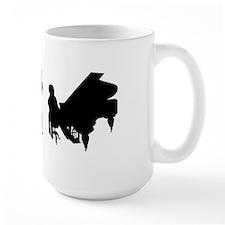 Concert pianist composer Mug