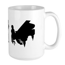 Concert Pianist Coffee MugMugs