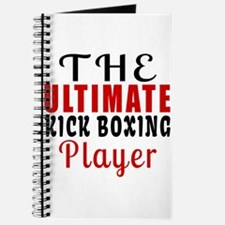 The Ultimate Kick Boxing Player Journal