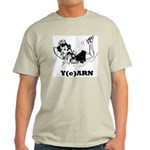 Y(e)ARN Ash Grey T-Shirt