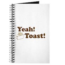 Yeah! Toast! Journal