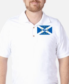 Yes to Independent European Scotland - T-Shirt