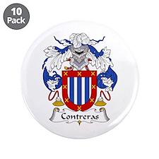"Contreras 3.5"" Button (10 pack)"