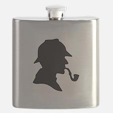 Sherlock Holmes Flask