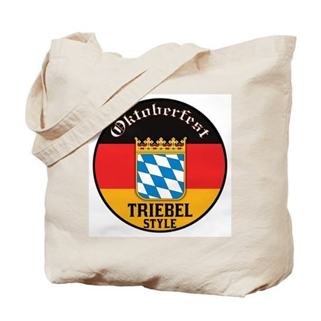 Triebel Oktoberfest Tote Bag