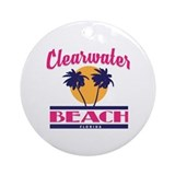 Clearwater beach florida for children Ornaments