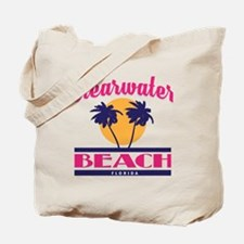 Funny Clearwater beach Tote Bag
