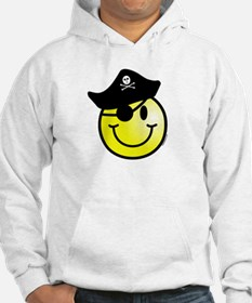 Smiley Pirate Hoodie