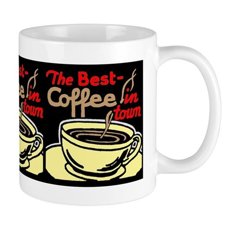 """Best Coffee"" Mug"
