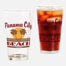 Funny Panama city beach Drinking Glass