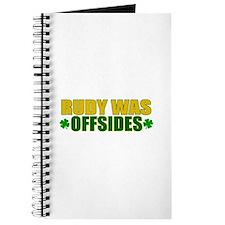 Rudy Offsides (2) Journal