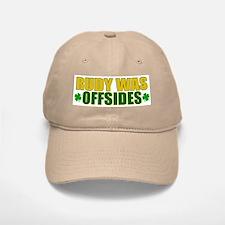 Rudy Offsides (2) Baseball Baseball Cap