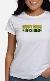 Rudy Offsides (2) Women's T-Shirt