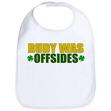 Rudy Offsides (2) Bib