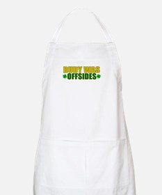 Rudy Offsides (2) BBQ Apron