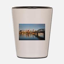 Bridge Shot Glass