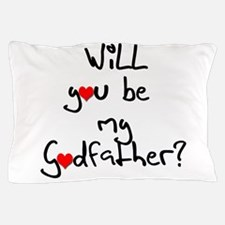 Funny Godparents Pillow Case