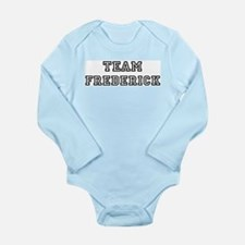 Team Frederick Infant Creeper Body Suit