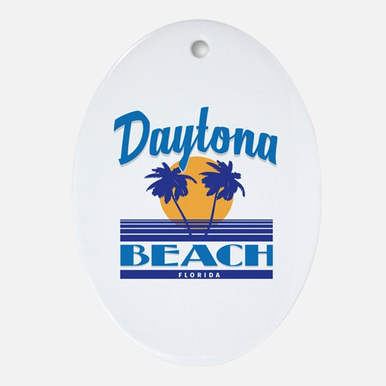 Cool Holiday funny Oval Ornament