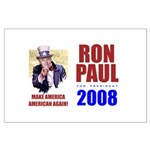 Uncle Ron 2008 Large Poster