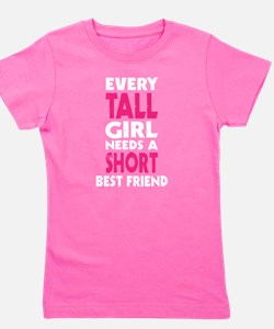 Funny Forever friend Girl's Tee