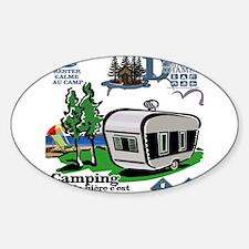 domain duhamel camping Decal