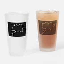 Thought Bubble Drinking Glass