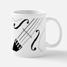 Fiddle Close Up Mugs